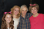"Bella Convertino ""Dixie"" (daughter of Liz Keifer) front left stars with the cast left to right - Jan Danby ""Maggie"" (on AMC opposite Susan Lucci as a fashion Stylist"", Austin Pendleton director of production (and was on OLTL), Maureen Mooney ""Mae"" (Guiding Light ""Ann Jeffers"", Another World ""Diane Flannery"", All My Children ""Stacey Coles, One Life To Live ""The Nanny"") as Mississippi Mud Productions presents a Mud Lab production of ""Cat On A Hot Tin Roof"" by Tennessee Williams, guided and directed by Austin Pendleton (One Life To Live) performed on July 24, 2011 (also 22nd and 23rd) at the Alexander Technique Center for Performance and Development in New York City, New York. (Photo by Sue Coflin/Max Photos)"