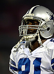 8 October 2007:  Dallas Cowboys wide receiver Terrell Owens warms up prior to a game against the Buffalo Bills at Ralph Wilson Stadium in Buffalo, New York. The Cowboys defeated the Bills 25-24 for their fifth consecutive win of the season...Mandatory Photo Credit: Ed Wolfstein Photo