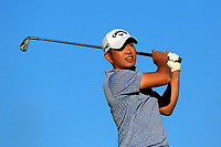 James Chan (TPE) during the first round of the Lyoness Open powered by Organic+ played at Diamond Country Club, Atzenbrugg, Austria. 8-11 June 2017.<br /> 08/06/2017.<br /> Picture: Golffile | Phil Inglis<br /> <br /> <br /> All photo usage must carry mandatory copyright credit (&copy; Golffile | Phil Inglis)