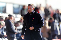 Barnet manager Darren Currie during Barnet vs Fleetwood Town, Emirates FA Cup Football at the Hive Stadium on 10th November 2019