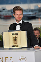 Lukas Dhont at the photocall for &quot;Award Winners&quot; at the 71st Festival de Cannes, Cannes, France 19 May 2018<br /> Picture: Paul Smith/Featureflash/SilverHub 0208 004 5359 sales@silverhubmedia.com