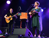 Cambridge Folk Festival 2019 - Day One - at Cherry Hinton Hall, Cambridge, UK on August 2nd 2019<br /> <br /> Photo by Keith Mayhew