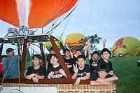 20160318 18 March Hot Air Balloon Cairns