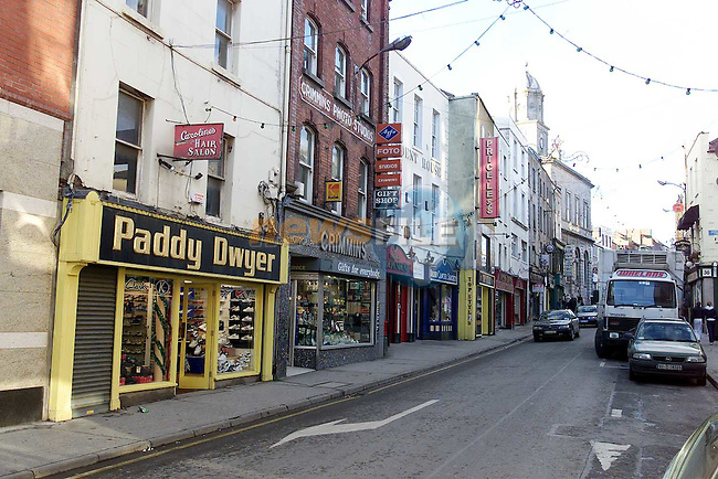 Shop Street.Picture: Paul Mohan/Newsfile