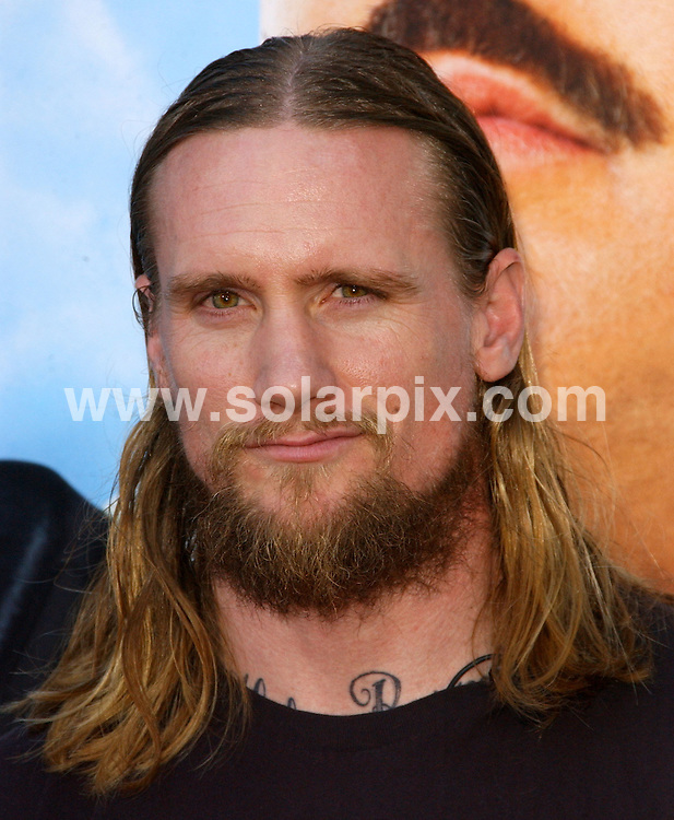 **ALL ROUND PICTURES FROM SOLARPIX.COM**.**SYNDICATION RIGHTS FOR UK, AUSTRALIA, DENMARK, PORTUGAL, S. AFRICA, SPAIN & DUBAI (U.A.E) ONLY**.The Mall Cop Los Angeles Premiere  Arrivals at the  Mann's Village Theatre in Westwood, California in the USA...This pic: Mike Vallely..JOB REF:8225-PHZ/ortega    DATE:10-01-09 .**MUST CREDIT SOLARPIX.COM OR DOUBLE FEE WILL BE CHARGED* *UNDER NO CIRCUMSTANCES IS THIS IMAGE TO BE REPRODUCED FOR ANY ONLINE EDITION WITHOUT PRIOR PERMISSION*