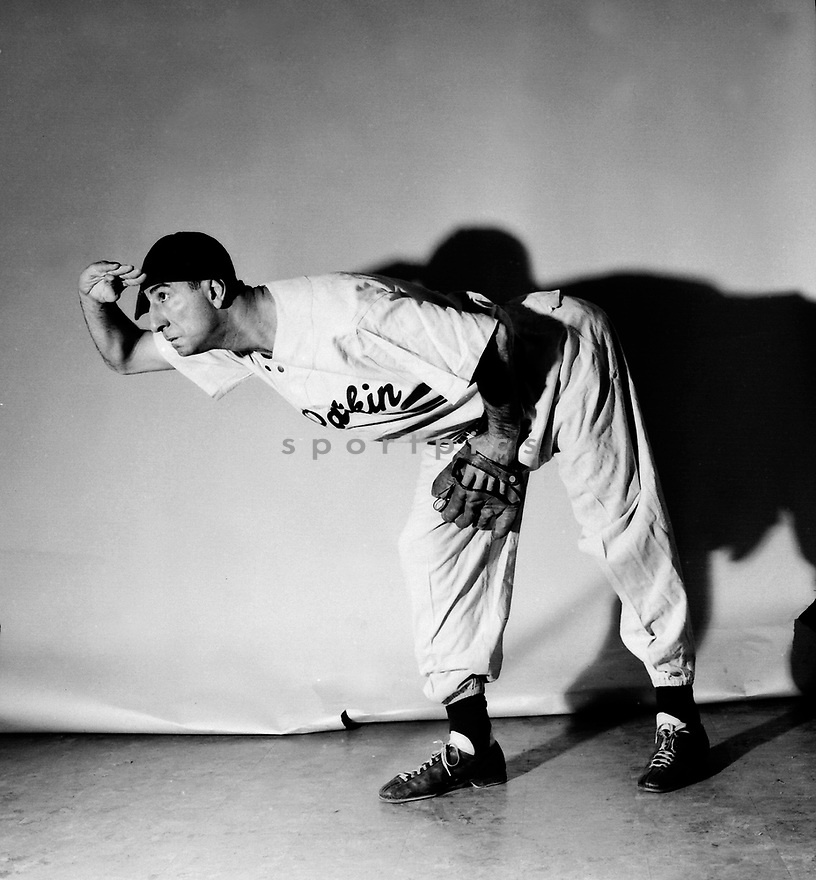 "Portrait of Max Patkin "" The Clown Prince of Baseball"""
