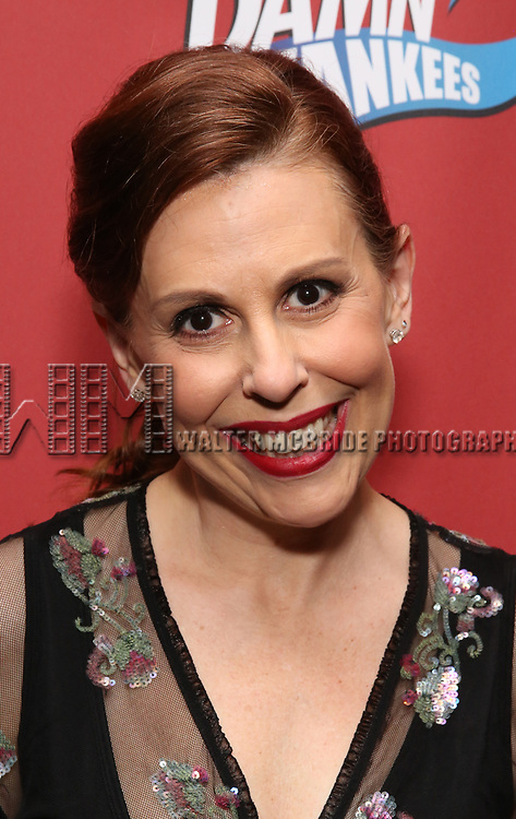 Tara Kelly attends the cast party for the Roundabout Theatre Company presents a One-Night Benefit Concert Reading of 'Damn Yankees' at the Stephen Sondheim Theatre on December 11, 2017 in New York City.