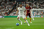 Real Madrid's and AS Roma's during Champions League match. September 19, 2018. (ALTERPHOTOS/A. Perez Meca)