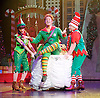 Elf <br /> by Thomas Meehan and Bob Martin <br /> at the Dominion Theatre, London, Great Britain <br /> press photocall <br /> 2nd November 2015 <br /> <br /> Ben Forster as Buddy <br /> <br /> <br /> Photograph by Elliott Franks <br /> Image licensed to Elliott Franks Photography Services