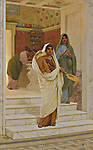 The Apothecary Shop. Artist: Bakalowicz, Stepan Vladislavovich (1857-1947)