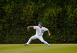 Tsuyoshi Wada (Cubs),<br /> JULY 28, 2014 - MLB : Chicago Cubs starting pitcher Tsuyoshi Wada before the Major League Baseball game against the Colorado Rockies at Wrigley Field in Chicago, USA.<br /> (Photo by AFLO)