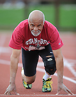 2012 Senior Games, Stanford, California.