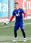 Spain's Kepa Arrizabalaga during training session. March 22,2017.(ALTERPHOTOS/Acero)