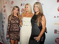 Marysol Patton, Alexia Echervarria and Ana Quincoces at GLAAD Manhattan in New York City.  August 7, 2012.  © Laura Trevino/Media Punch Inc. /Nortephoto.com<br /> <br /> <br /> **SOLO*VENTA*EN*MEXICO**<br /> **CREDITO*OBLIGATORIO** <br /> *No*Venta*A*Terceros*<br /> *No*Sale*So*third*<br /> *** No Se Permite Hacer Archivo**<br /> *No*Sale*So*third*