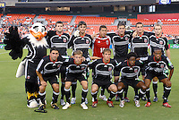 US Open Cup Quarterfinal, DC United .Starting XI. DC United defeated the New York Red Bulls 3-1, Wednesday, August 23, 2006 at RFK Stadium.