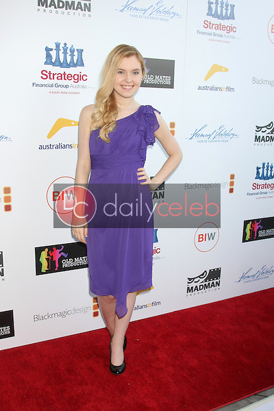 "Jennifer Jolliff<br /> at the ""That Sugar Film"" Premiere, Harmony Gold, Los Angeles, 07-20-15<br /> David Edwards/DailyCeleb.com 818-249-4998"