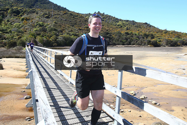 2015 CHIA Abel Tasman Classic Marahau,Nelson, New Zealand, Saturday 26 October 2015 ,Evan Barnes / Shuttersport.