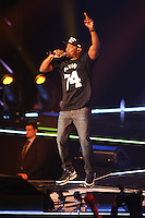 Dizzee Rascal at the We Day UK 2014 at Wembley Arena,  London. 07/03/2014 Picture by: Steve Vas / Featureflash