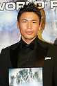Masato, Apr 03, 2012 : TOKYO, JAPAN - Masato attends the 'Battleship' Japan Premiere at International Yoyogi first gymnasium on April 3, 2012 in Tokyo, Japan.