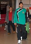 Rapid Vienna's dangerman Branko Boskovic arrives in Glasgow