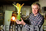 Terence McSweeney of Kerry Crafted Glass in Kilcummin.