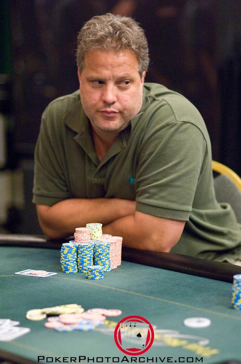 Mike McClain contemplates a decision