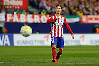 Atletico Madrid´s Argentinean forward Vietto