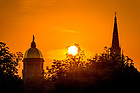 August 3, 2017; Sunrise (Photo by Matt Cashore/University of Notre Dame)
