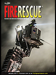 January 2017 Fire Rescue Magazine cover. Shoot in December of 2016.