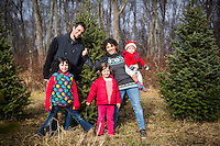 Easthampton Family Christmas Session