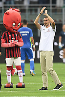 Milano 03-08-2017 Stadio San Siro Giuseppe Meazza - Europa League Milan - Craiova foto Matteo Gribaudi/Image Sport/Insidefoto<br /> nella foto: Leonardo Bonucci