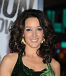 "HOLLYWOOD, CA. - January 11: Jennifer Beals attends the ""The Book Of Eli"" Los Angeles Premiere at Grauman's Chinese Theatre on January 11, 2010 in Hollywood, California."