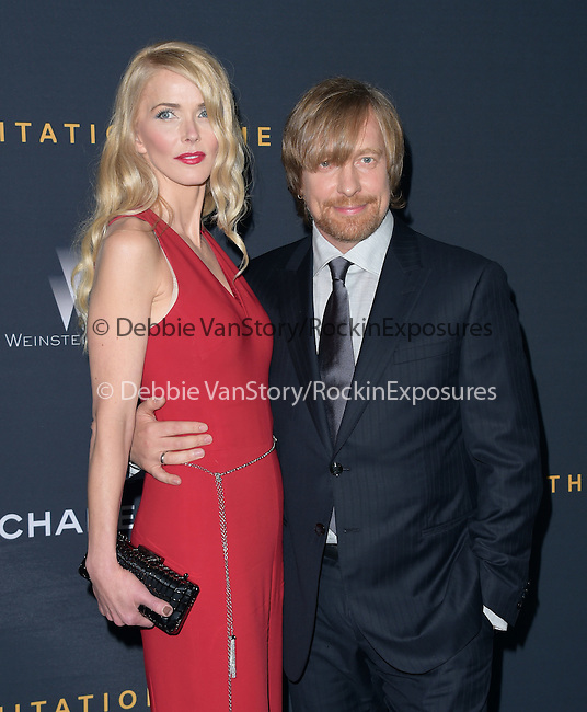 Morten Tyldum and Janne Tyldum at The Weinstein Company Special L.A. Screening of The Imitation Game hosted by Chanel held at The DGA Theatre in West Hollywood, California on November 10,2014                                                                               © 2014 Hollywood Press Agency
