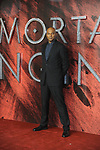 Colin Salmon at  the World Premiere of Mortal Engines, Leicester Square, London