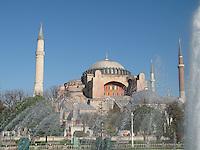 Aya Sofia - Istanbul, Turkey