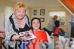 Bride to be Aoifa McEllistrim, Ballyduff, Tralee who has won a 5000euro Wedding package with Margaret Walsh-O'Donoghue Image Consultantat at her premises in Faugh, Muckross, Killarney on Thursday.