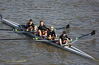 Crew: 134  CFU (E)  Cardiff University (C Gildersleve)  W 4- Acad Champ<br /> <br /> Fours Head of the River 2018<br /> <br /> To purchase this photo, or to see pricing information for Prints and Downloads, click the blue 'Add to Cart' button at the top-right of the page.