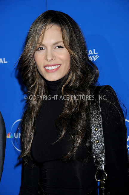 WWW.ACEPIXS.COM . . . . .....May 12, 2008. New York City.....Actress Nadine Velazquez attends the NBC Universal Experience at Rockefeller Center.  ....Please byline: Kristin Callahan - ACEPIXS.COM..... *** ***..Ace Pictures, Inc:  ..Philip Vaughan (646) 769 0430..e-mail: info@acepixs.com..web: http://www.acepixs.com