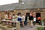 """20080724 - France - Bretagne - Camlez<br />LA CHARCUTERIE DU """"COUVENT ALTERNATIF"""" A CAMLEZ (22).<br />Ref : COUVENT_ALTERNATIF_009.jpg - © Philippe Noisette."""