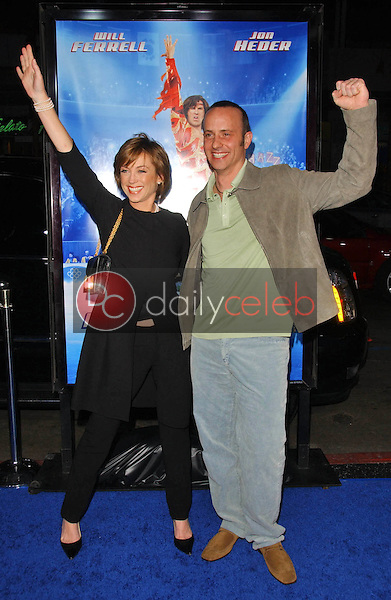 Dorothy Hamill and Brian Boitano<br />