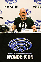 Liam Sharp at Wondercon in Anaheim Ca. March 31, 2019