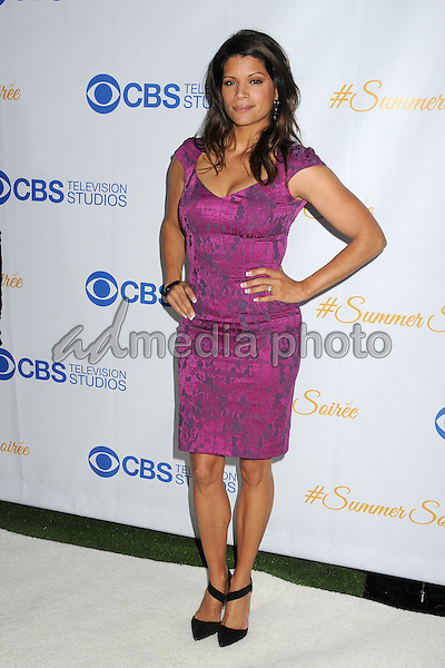 18 May 2015 - West Hollywood, California - Andrea Navedo. 3rd Annual CBS Television Studios Rooftop Summer Soiree held at The London Hotel. Photo Credit: Byron Purvis/AdMedia