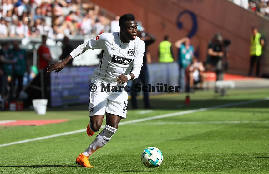 Danny da Costa (Eintracht Frankfurt) - 05.05.2018: Eintracht Frankfurt vs. Hamburger SV, Commerzbank Arena, 33. Spieltag Bundesliga