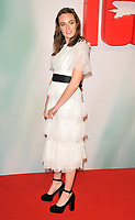 Lady Violet Manners at the &quot;Tomb Raider&quot; European film premiere, Vue West End cinema, Leicester Square, London, England, UK, on Tuesday 06 March 2018.<br /> CAP/CAN<br /> &copy;CAN/Capital Pictures