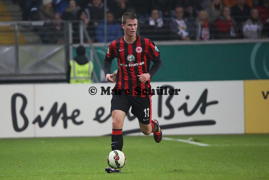 Alexander Madlung (Eintracht) - Eintracht Frankfurt vs. Borussia Mönchengladbach, DFB-Pokal 2. Runde, Commerzbank Arena