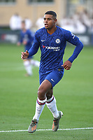 Faustino Anjorin of Chelsea during Chelsea Under-19 vs AFC Ajax Under-19, UEFA Youth League Football at the Cobham Training Ground on 5th November 2019