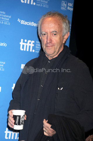 Jonathan Pryce at the Hysteria press conference during 2011 Toronto International Film Festival at TIFF Bell Lightbox on September 15, 2011 in Toronto, Canada. © mpi01 / MediaPunch Inc.