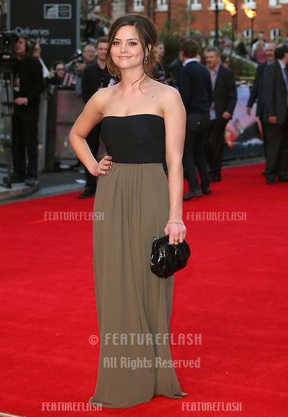 Jenna Louise Coleman arriving for the Titanic 3D film premiere, Royal Albert Hall, London. 27/03/2012 Picture by: Alexandra Glen / Featureflash