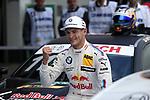 10.09.2017, N&uuml;rburgring, N&uuml;rburg, DTM 2017, 14.Lauf N&uuml;rburgring,08.09.-10.09.2017 , im Bild<br /> Poleposition f&uuml;r das 14.Rennen f&uuml;r Marco Wittmann (DEU#11) BMW Team RMG, Red Bull BMW M4 DTM <br /> <br /> Foto &copy; nordphoto / Bratic