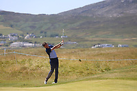 Andrew Morris playing with Alexander Levy (FRA) during the ProAm Day of the 2018 Dubai Duty Free Irish Open, Ballyliffin Golf Club, Ballyliffin, Co Donegal, Ireland.<br /> Picture: Golffile | Jenny Matthews<br /> <br /> <br /> All photo usage must carry mandatory copyright credit (&copy; Golffile | Jenny Matthews)